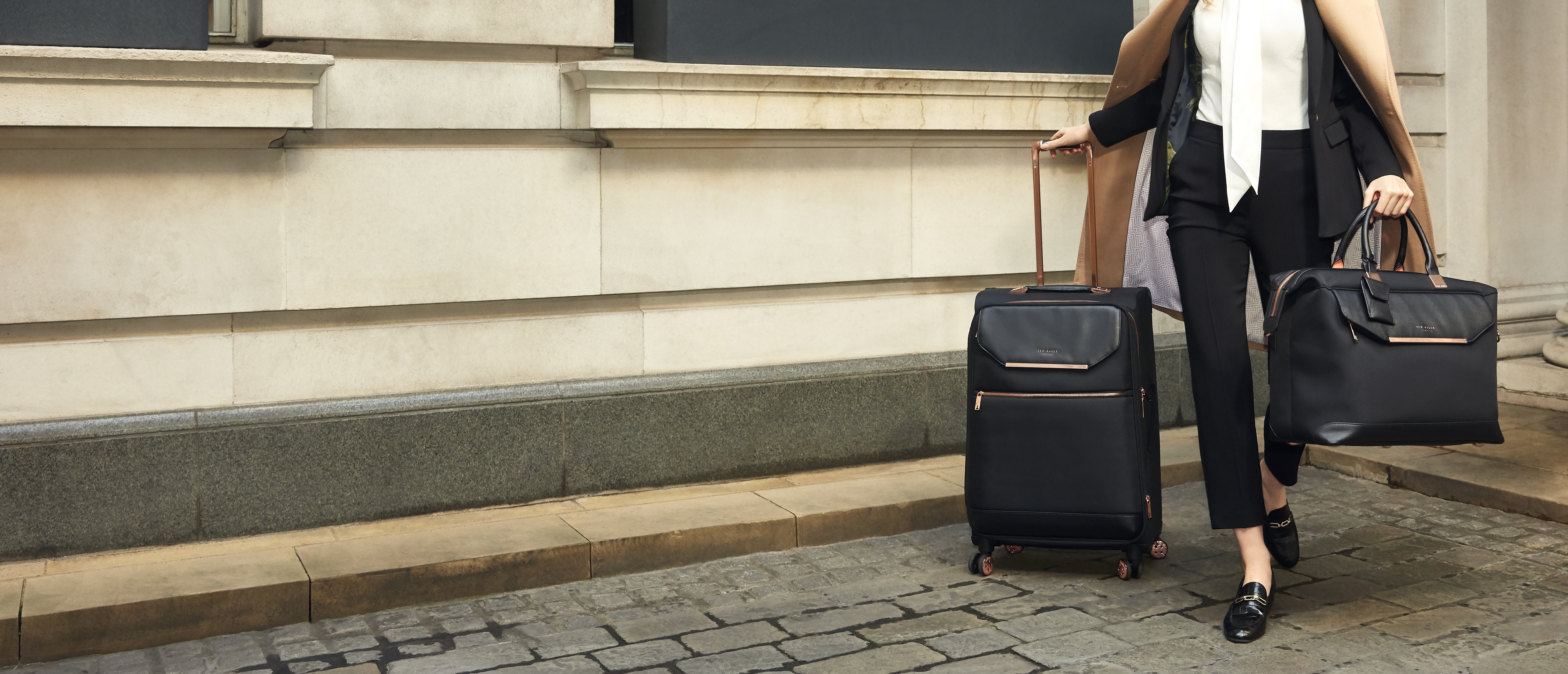 Ted Baker Travel Luggage