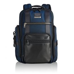 Alpha Bravo Sheppard Deluxe Brief Pack® by TUMI (Color: Navy)