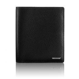 Province SLG Passport Case by TUMI (Color: Black)