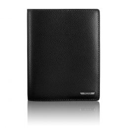 Province SLG Passport Cover by TUMI (Color: Black)