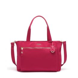 Voyageur MAUREN TOTE by TUMI (Color: Raspberry)