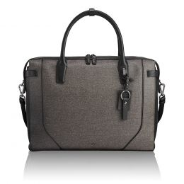Stanton Irina Brief by TUMI (Color: Earl Grey)