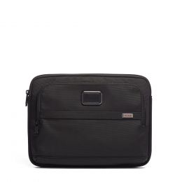 Alpha Medium Laptop Cover by TUMI (Color: Black)