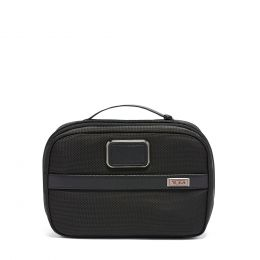 Alpha Split Travel Kit by TUMI (Color: Black)