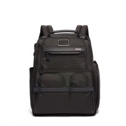 Alpha Compact Laptop Brief Pack® by TUMI (Color: Black)