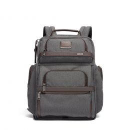 Alpha TUMI Brief Pack by TUMI (Color: Anthracite)