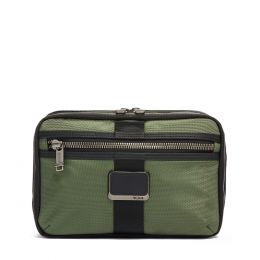 Alpha Bravo Reno Kit by TUMI (Color: Green)