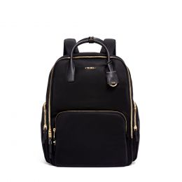 Voyageur Uma Backpack by TUMI (Color: Black)