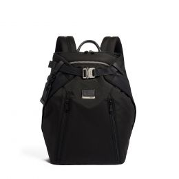 Alpha Bravo Grant Backpack by TUMI (Color: Black)