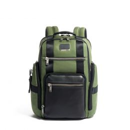 Alpha Bravo Sheppard Deluxe Brief Pack® by TUMI (Color: Green)