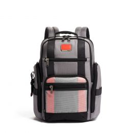 Alpha Bravo Sheppard Deluxe Brief Pack® by TUMI (Color: Grey)