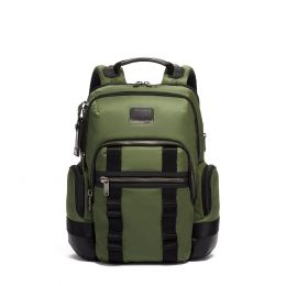 Alpha Bravo Nathan Backpack by TUMI (Color: Green)