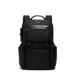 TUMI Alpha Flap Backpack by TUMI (Color: Black)