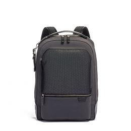 TUMI Harrison Bradner Backpack by TUMI (Color: Grey)