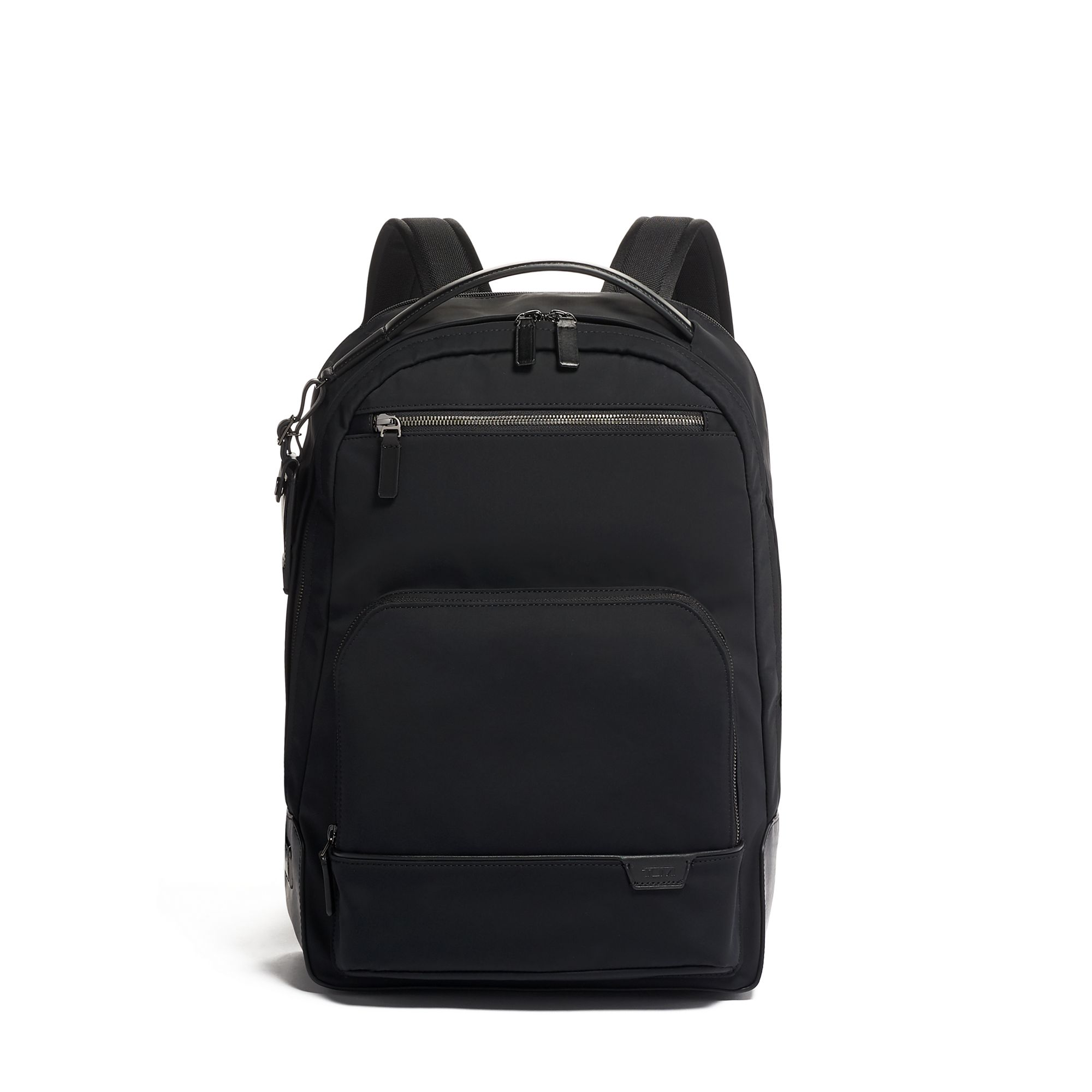 TUMI Harrison Warren Backpack by TUMI (Color: Black)