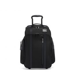 TUMI Merge WHEELED BACKPACK by TUMI (Color: Black)