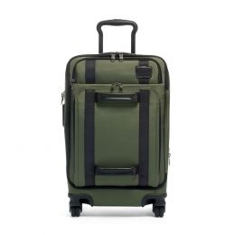 TUMI Merge INTERNATIONAL FRONT LID 4 WHEELED CARRY-ON by TUMI (Color: Green)