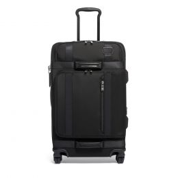TUMI Merge SHORT TRIP EXPANDABLE 4 WHEELED PACKING CASE by TUMI (Color: Black)