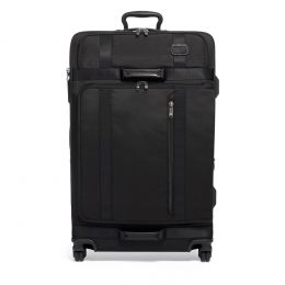 TUMI Merge EXTENDED TRIP EXPANDABLE 4 WHEELED PACKING CASE by TUMI (Color: Black)