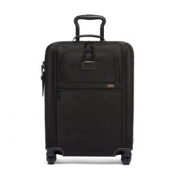 TUMI Alpha International Slim Super L�ger Carry-On by TUMI (Color: Black)