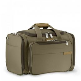 Baseline Cabin Duffle by Briggs & Riley (Color: Olive)