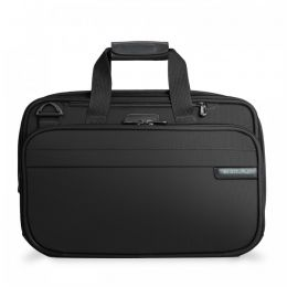 Baseline Expandable Cabin Bag by Briggs & Riley (Color: Black)