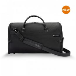 Baseline Suiter Duffle by Briggs & Riley (Color: Black)