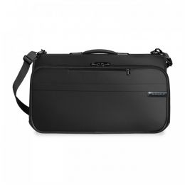 Baseline Compact Garment Bag by Briggs & Riley (Color: Black)