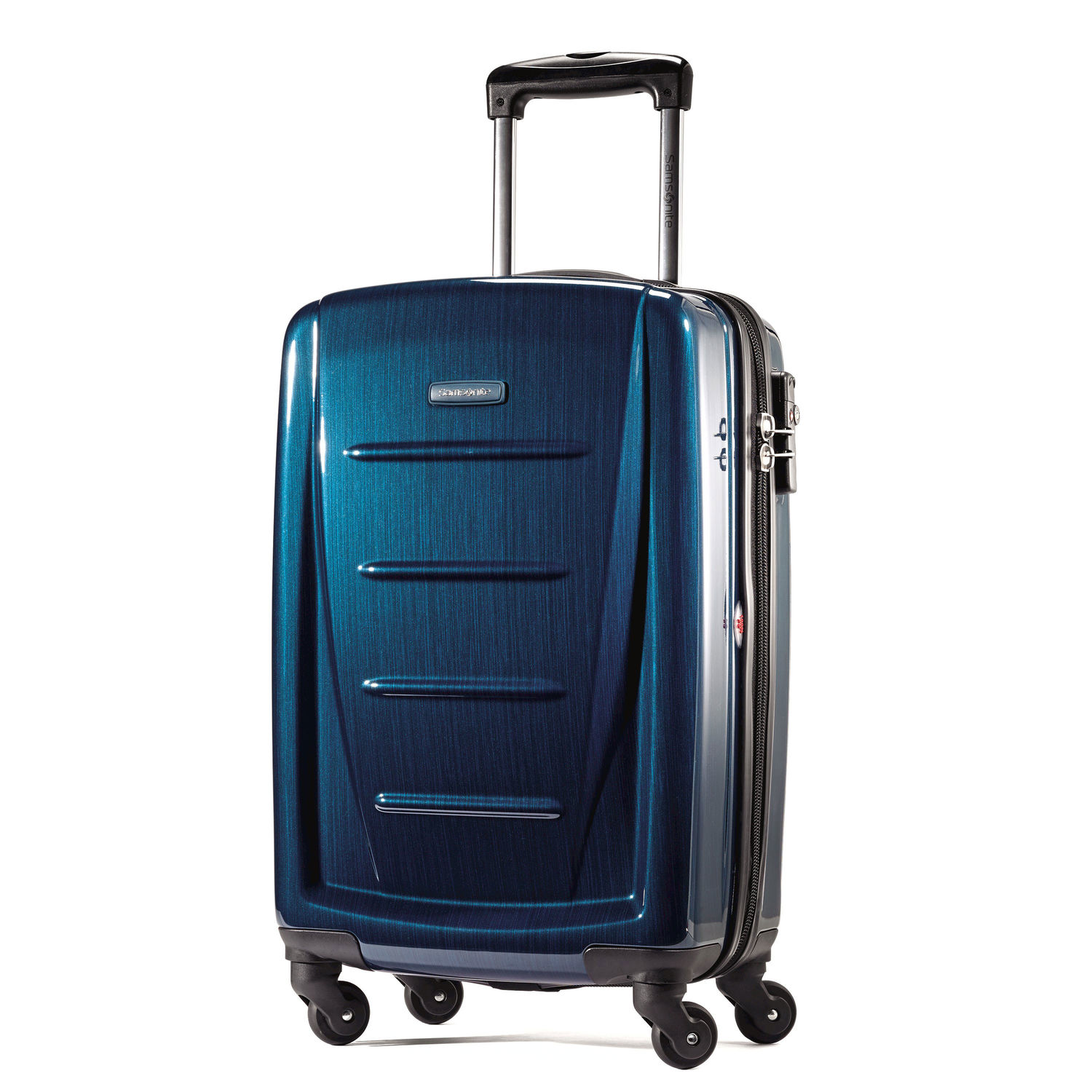 "Samsonite Winfield 2 Fashion 20"" Spinner (Color: Deep Blue)"