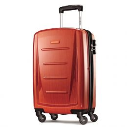 "Samsonite Winfield 2 Fashion 20"" Spinner (Color: Orange)"