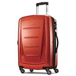"Samsonite Winfield 2 Fashion 24"" Spinner (Color: Orange)"