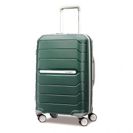 "Samsonite Freeform 21"" Spinner (Color: Sage Green)"