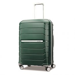 "Samsonite Freeform 24"" Spinner (Color: Sage Green)"