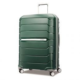 "Samsonite Freeform 28"" Spinner (Color: Sage Green)"