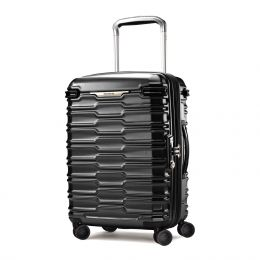 Samsonite Stryde Carry-On Glider (Color: Charcoal)
