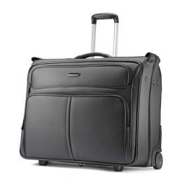 Samsonite Leverage LTE Rolling Garment Bag (Color: Charcoal)