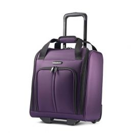 Samsonite Leverage LTE Wheeled Boarding Bag (Color: Purple)