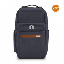 Kinzie Street Large Backpack by Briggs & Riley (Color: Navy)