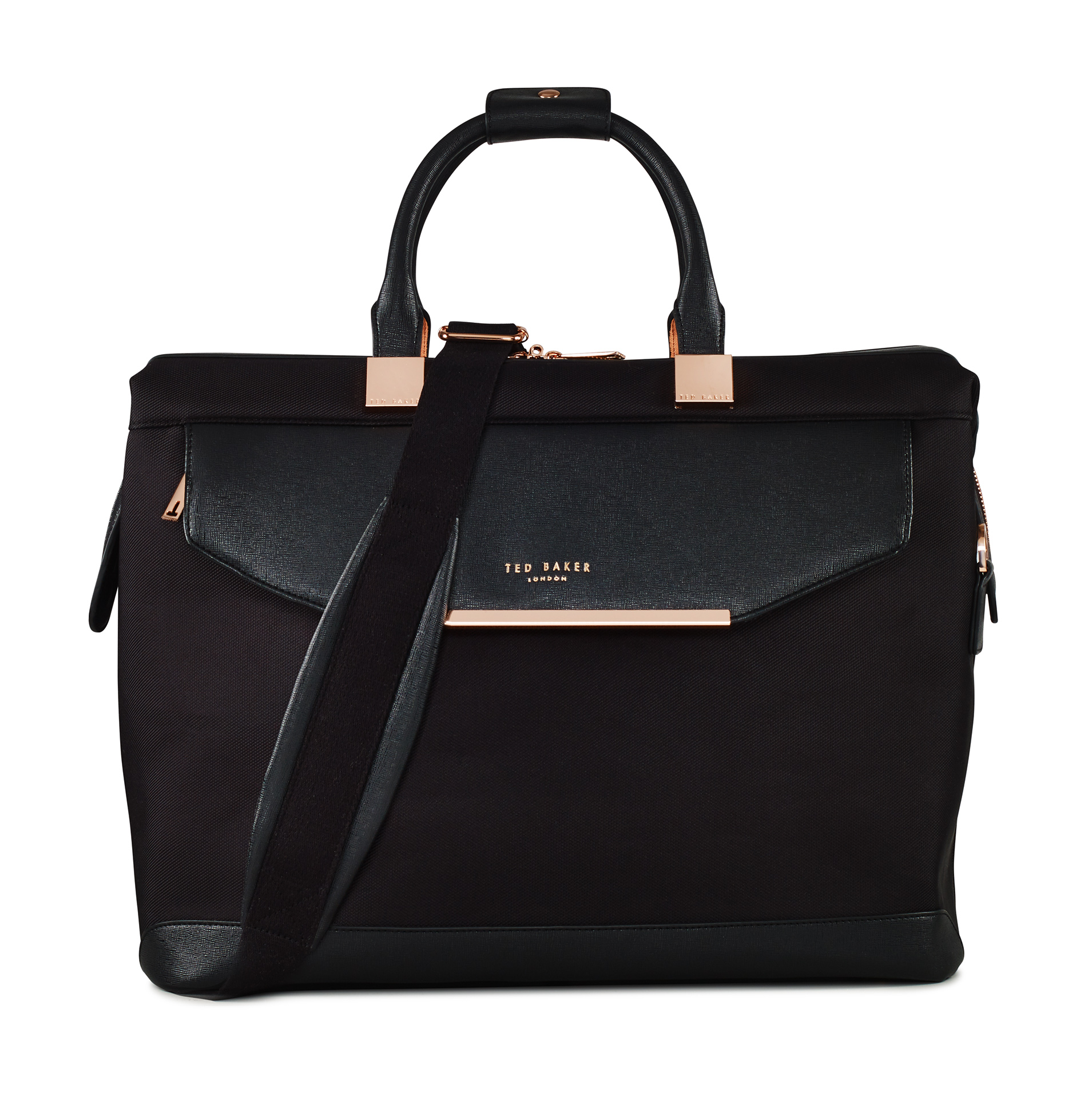 TB Womens Albany Softside Holdall by Ted Baker (Color: Black)