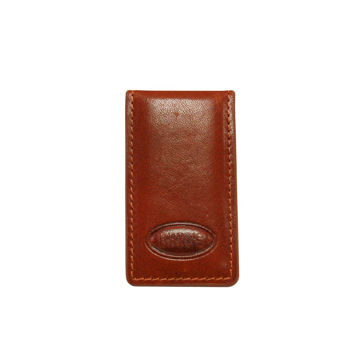 Monte Rosa Padded Money Clip by Brics (Color: Tobacco)