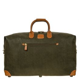 "Life 22"" Cargo Duffle by Brics (Color: Olive)"