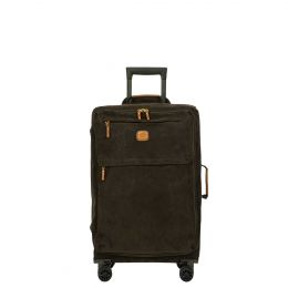 "Life 25"" Tropea Spinner by Brics (Color: Olive)"