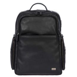Torino Backpack Business L by Brics (Color: Black)