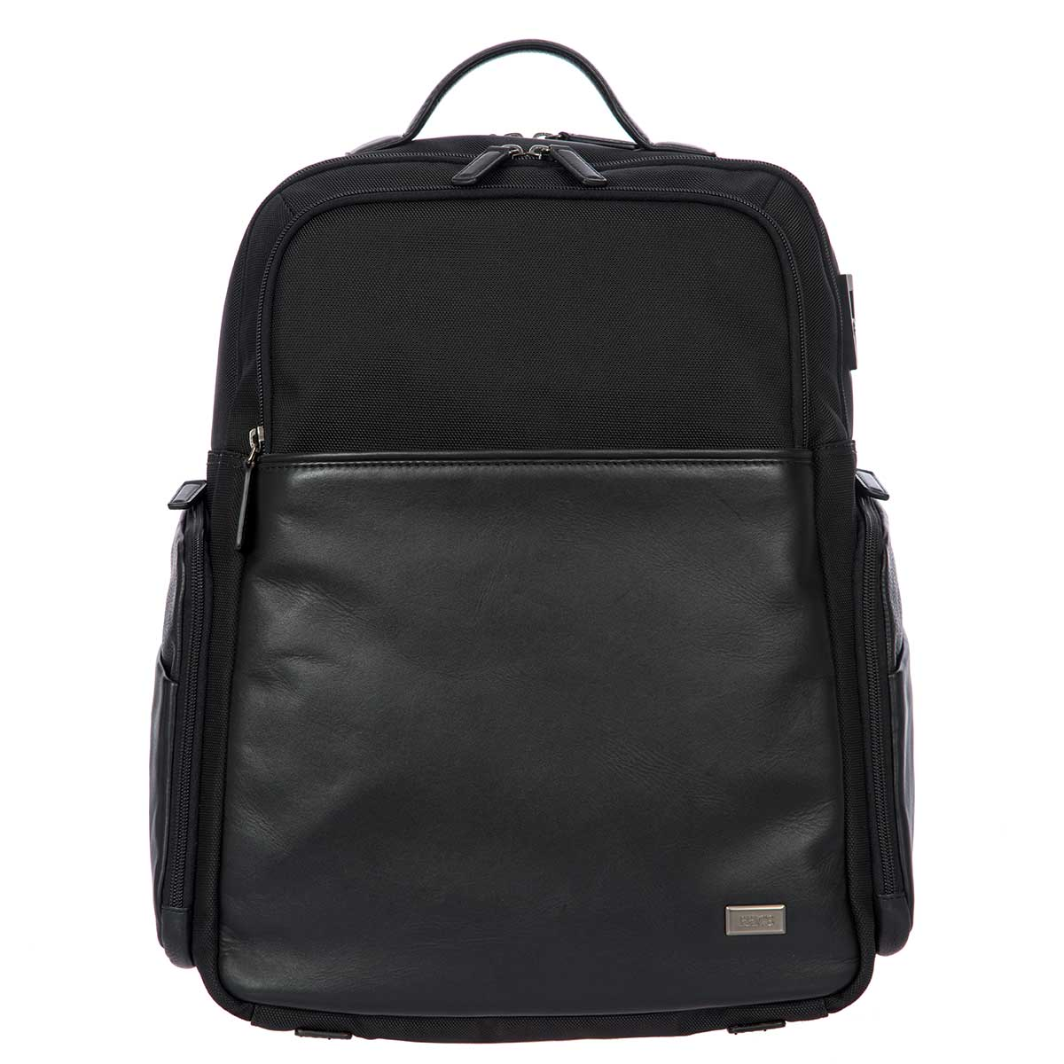 Monza Backpack Business L by Brics (Color: Black/Black)