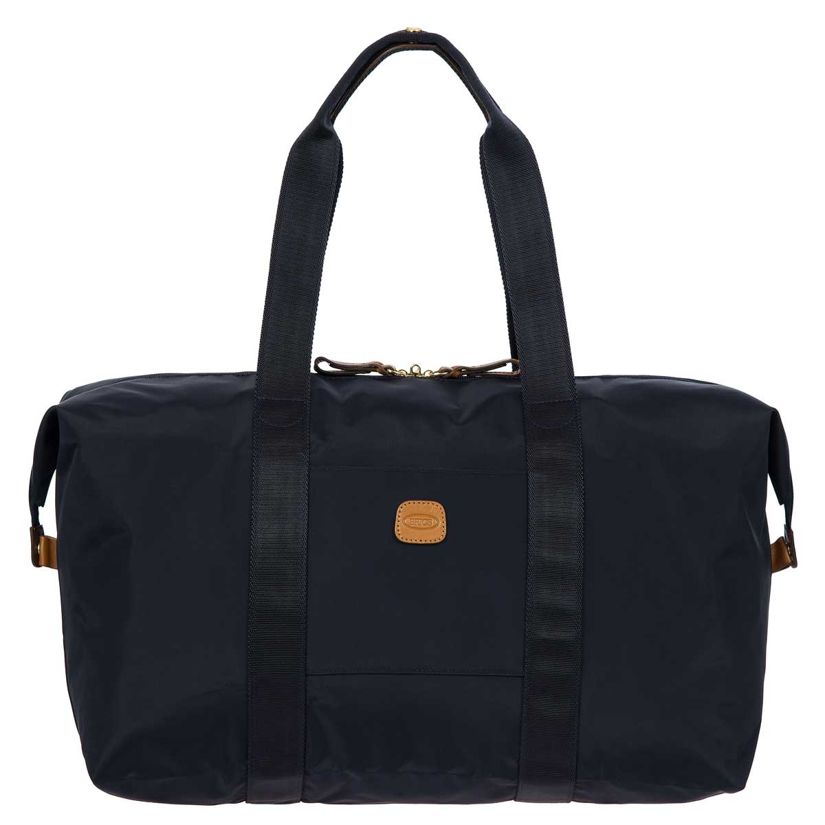 "x-Bag 18"" Folding Duffle by Brics (Color: Navy)"