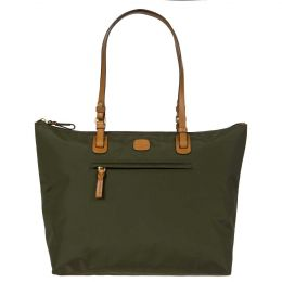 x-Bag Large Sportina by Brics (Color: Olive)