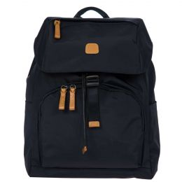 X-Travel Excursion Backpack by Brics (Color: Navy)