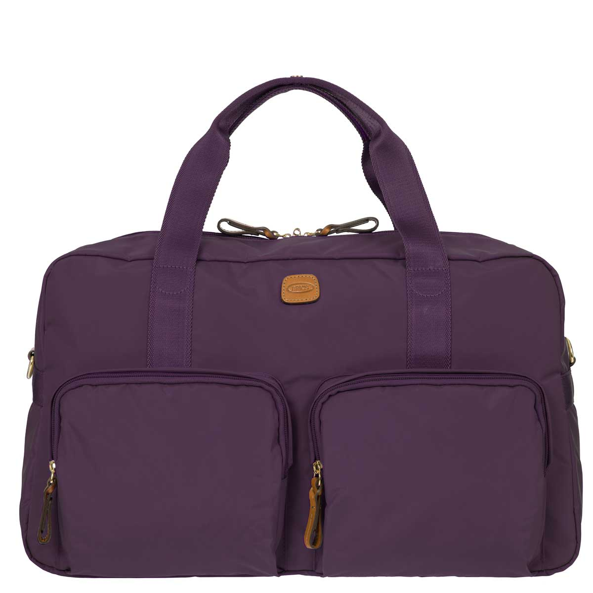 "X-Travel 18"" Boarding Duffle by Brics (Color: Violet)"