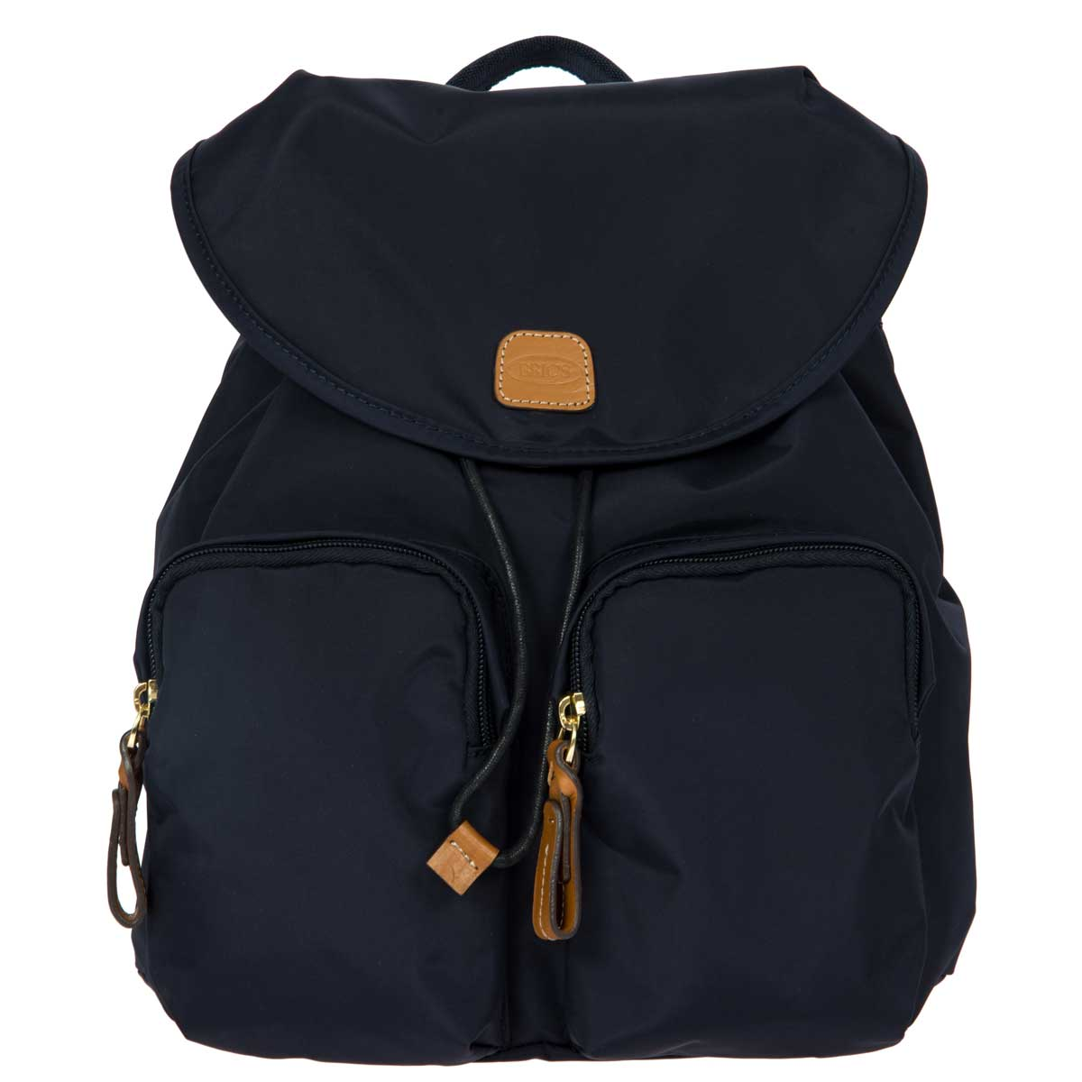 X-Travel City Backpack Piccolo by Brics (Color: Navy)