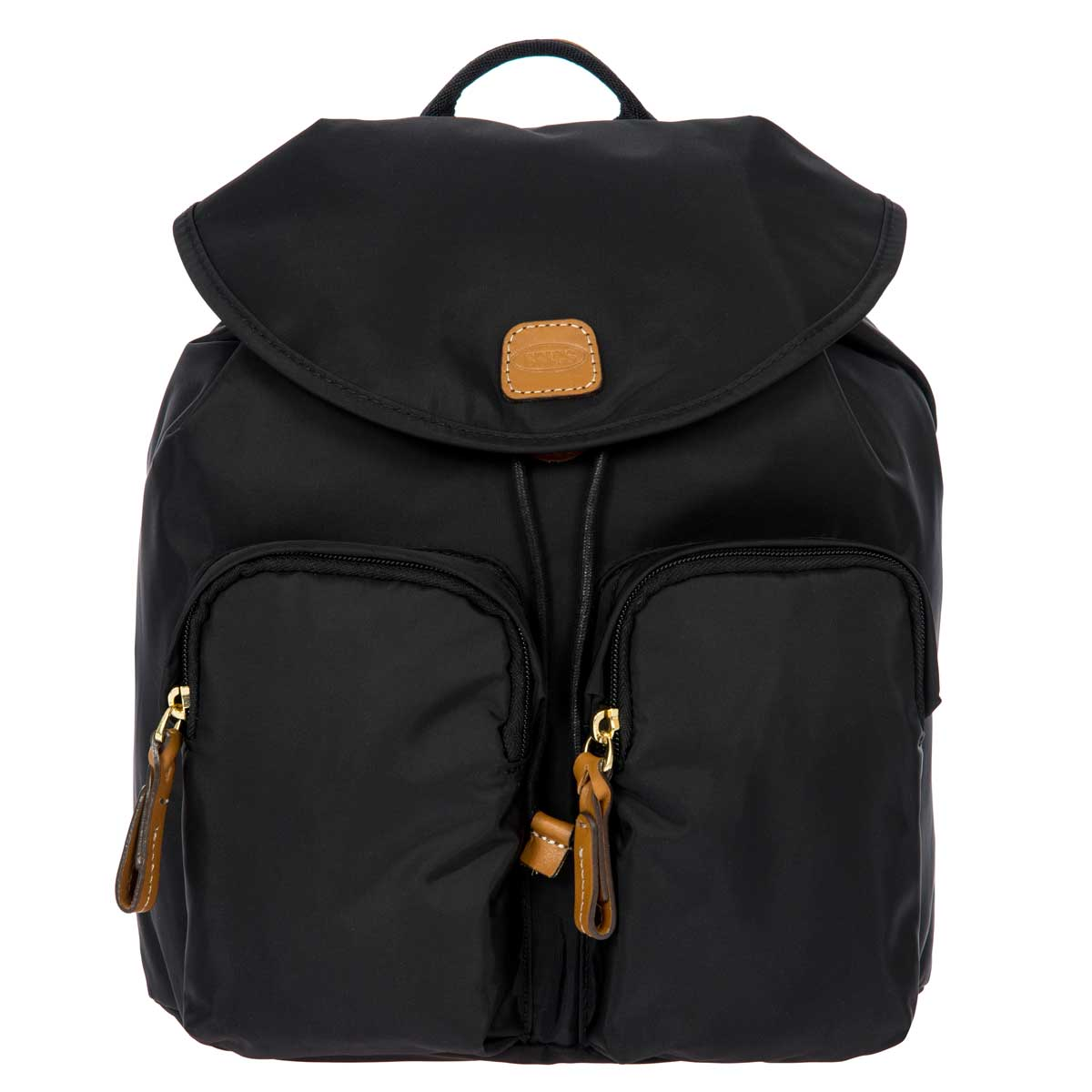 X-Travel City Backpack Piccolo by Brics (Color: Black)